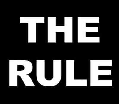 [12/18 終了] The Rule